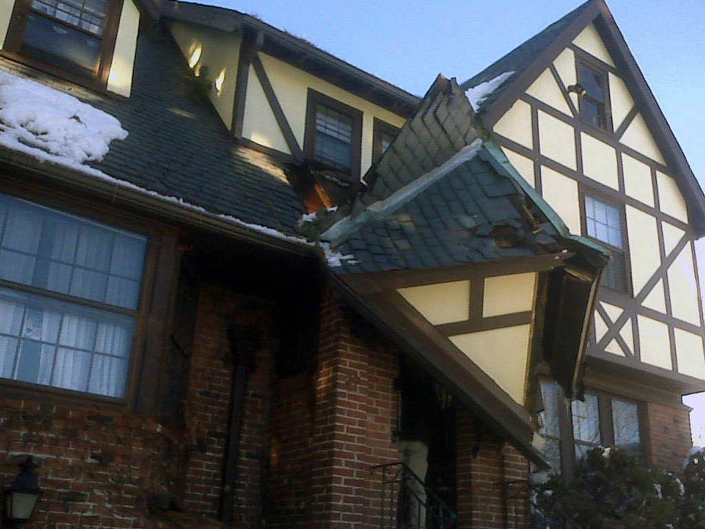 Jamaica Plain, MA 02130 Storm Damage