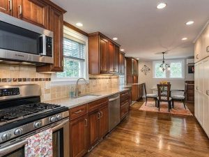 Redlands Home Improvement does kitchen remodels in the Roslindale, MA area.