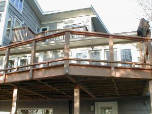 Redlands Home Improvement does outside remodels, such as decks, porches, and pagodas, in the Roslindale, MA area.